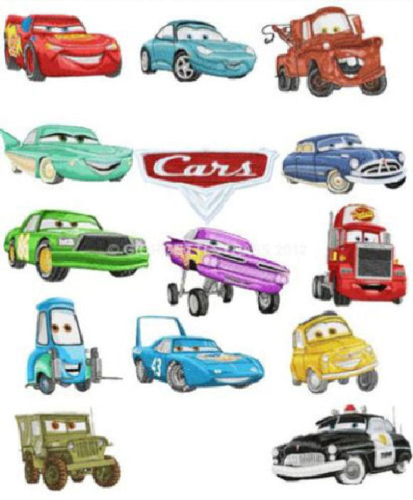 CARS Disney PIXAR Collection