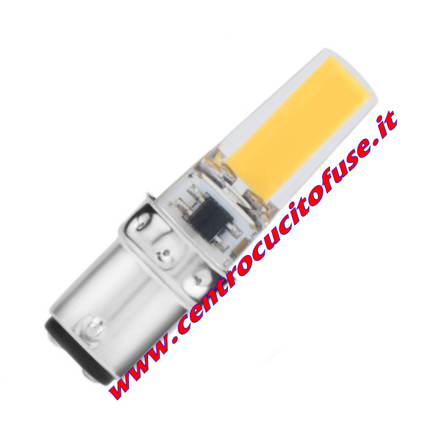 Lampadina Baionetta LED 220 Volts